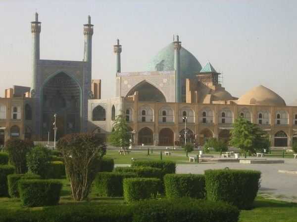 2456956 Imam Mosque in the Imam Square in Esfahan 0