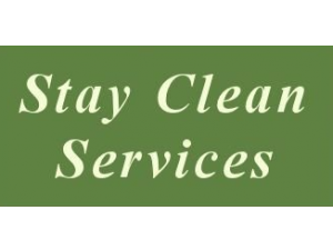 Stay Clean Services Logo