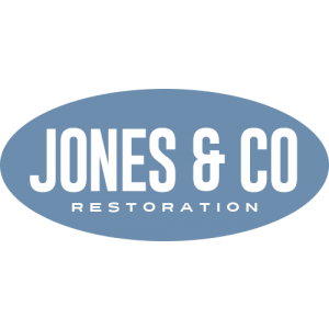 Jones & Co Restoration Logo