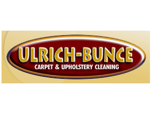 Ulrich-Bunce Carpet & Upholstery Cleaning Logo