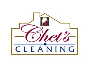 Chet's Cleaning Co Logo