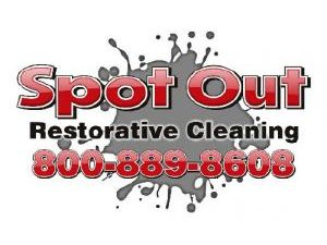 Spot Out Fabric & Floor Cleaning Logo