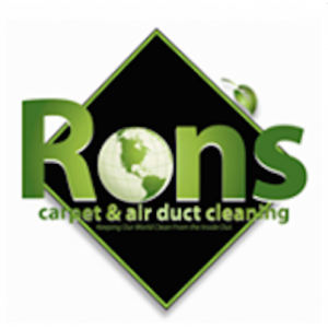 Ron's Carpet & Air Duct Cleaners Logo