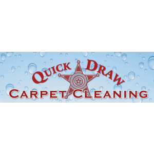 Quick Draw Cleaning Logo