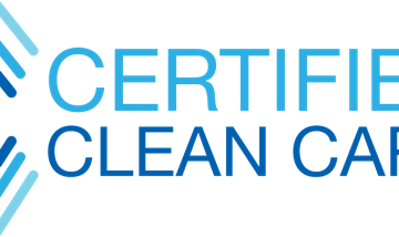 Certified Clean Care logo