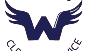 Wingfield's Cleaning Service logo