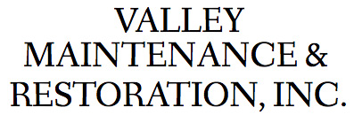 valley maintenance logo