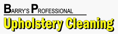 Barry's Professional Upholstery Cleaning Logo